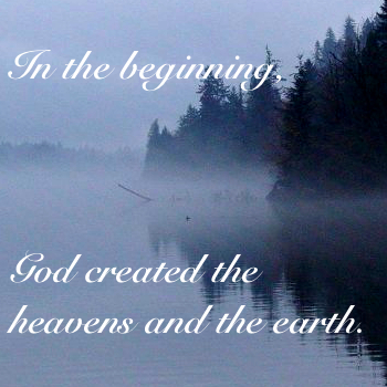 The Meaning Of Genesis 1:1