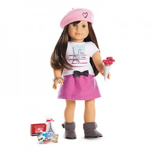 American Girl Doll of the Year 2015 Grace Thomas