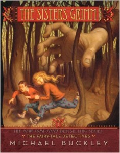 The Fairy Tale Detectives (The Sisters Grimm, Book 1) Paperback – April 1, 2007 by Michael Buckley
