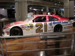 This car won a race in 2011