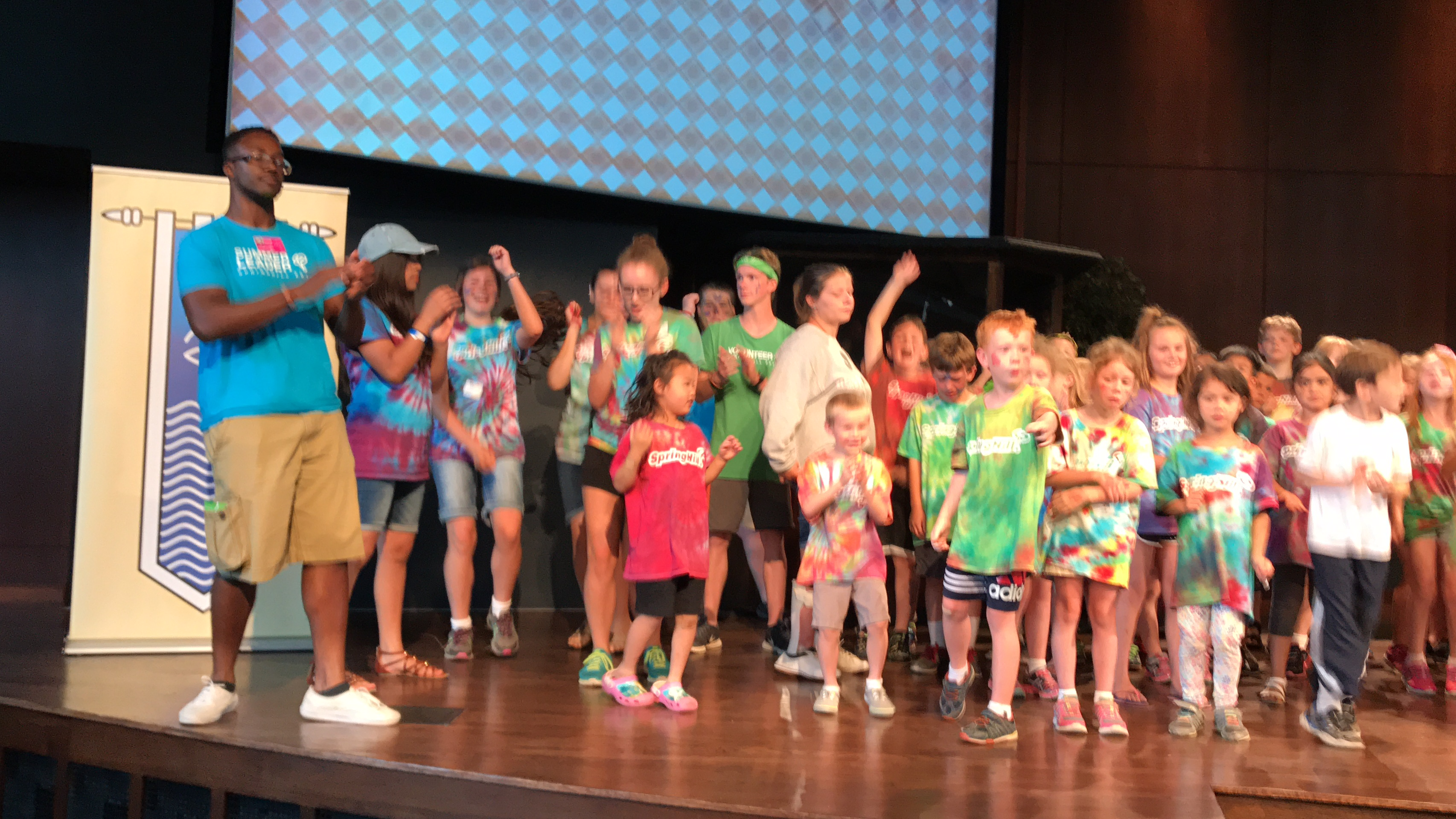 SpringHill Camp For K-5th Graders