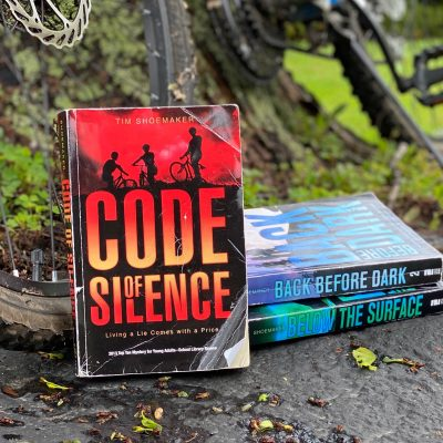 The Code of Silence Series Book Review!