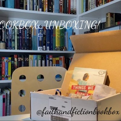 Book Box Unboxing!